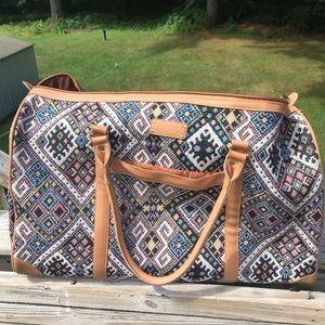 Handbags - Boho Duffle Bag